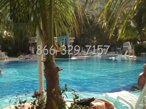 Riu Caribe - Cancun Mexico - www.MexicoBeachExperts.com 866-329-7157