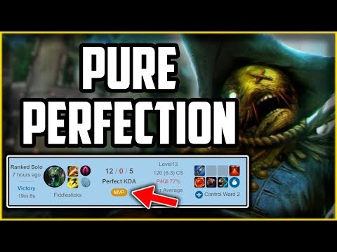 How to Play Fiddlesticks Jungle PERFECTLY in Season 9- League of Legends