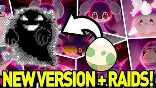 NEW UPDATE! V1.1.1 and Wild Area Raids in Pokemon Sword and Shield by aDrive