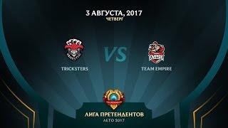 TRX vs EMP - Неделя 6 День 1 Игра 1 / LCL / LCL