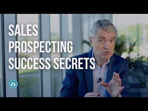 Sales Prospecting Success Secrets