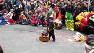 Little Drummer Boy - Happy Chinese New Year Seattle