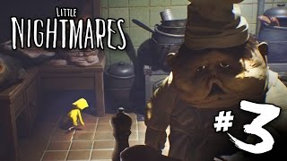 Video They Eat Us! - Little Nightmares | Part 3 (Gameplay) MP3, 3GP, MP4, WEBM, AVI, FLV Januari 2019