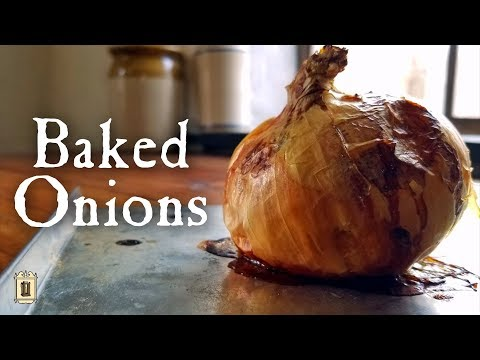 We Promise, This Is Delicious - Simple, Roasted Onions From 1808