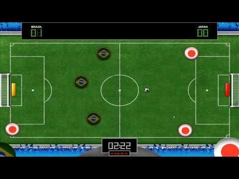 Video of Button Soccer