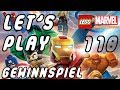 Let's Play Lego Marvel Super Heroes German Part 110 - Alle Fahrzeuge #7 - All Vehicles #7