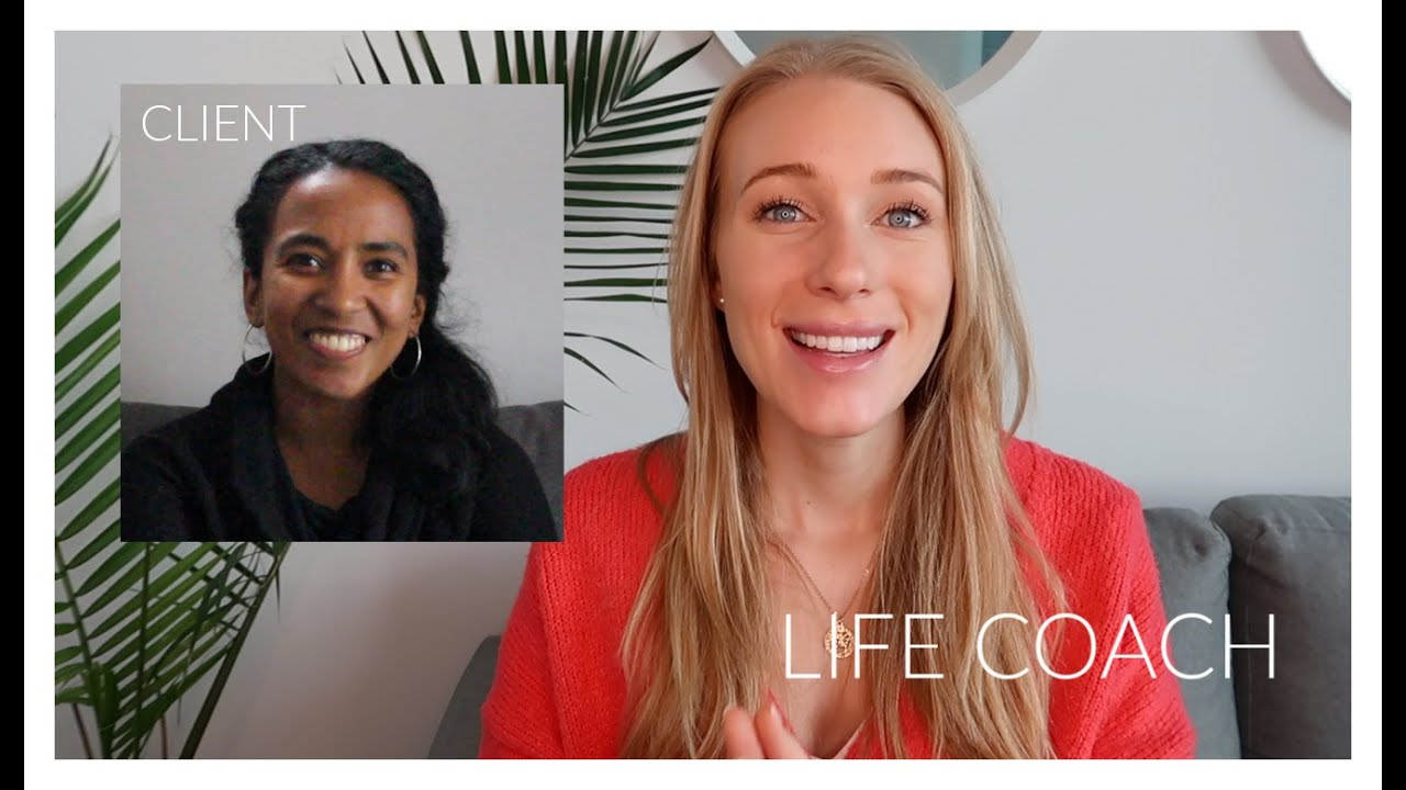 What does a Life Coach ACTUALLY DO!? | Meet my client