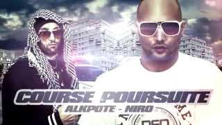 AlKpote ft. Niro | Course Poursuite | Album : L'Empereur contre-attaque