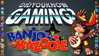[Old] Banjo Kazooie - Did You Know Gaming? Feat. JonTron