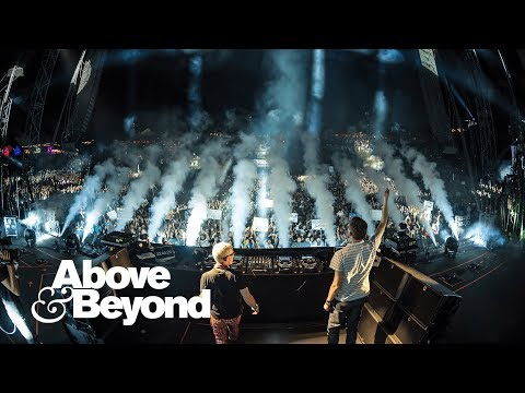 Above & Beyond 'Red Rocks' live at #ABGT250 4K
