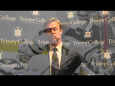 2013-14 Trinity Men's Hockey Season Preview