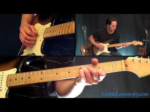 Wonderful Tonight Guitar Lesson - Eric Clapton