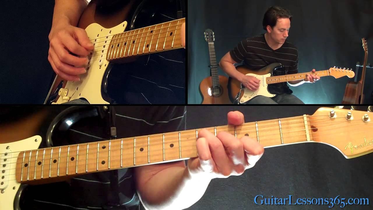 Wonderful Tonight Guitar Lesson – Eric Clapton