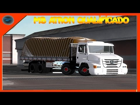 Mercedes Benz Atron