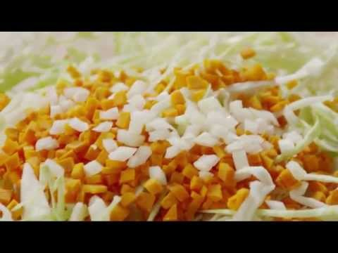 Salad Recipes – How to Make Southern Coleslaw