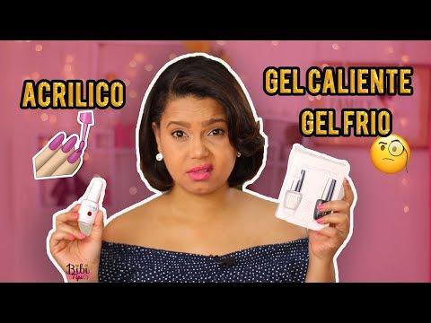 Uñas acrilicas - UÑAS ACRÍLICAS O ESMALTES EN GEL ??!! OPI INFINITE SHINE HONEST REVIEW  BIBITIPSTV