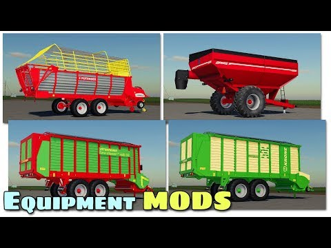 [FBM Team] Tandem Loader Wagons v1.0.0.0