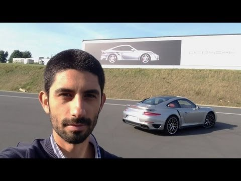 Porsche 911 Turbo S 991, prova su strada – [English subtitled] Road Test review