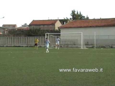 Favara - Riviera Marmi 1-1 (04/10/2009)