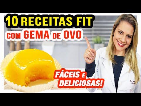 Nutricionista - 10 Formas de Usar a Gema de Ovo [RECEITAS FIT]