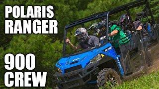 1. TEST RIDE: Polaris Ranger 900 Crew