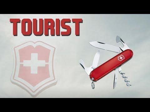 VICTORINOX TOURIST - SWISS ARMY KNIFE REVIEW