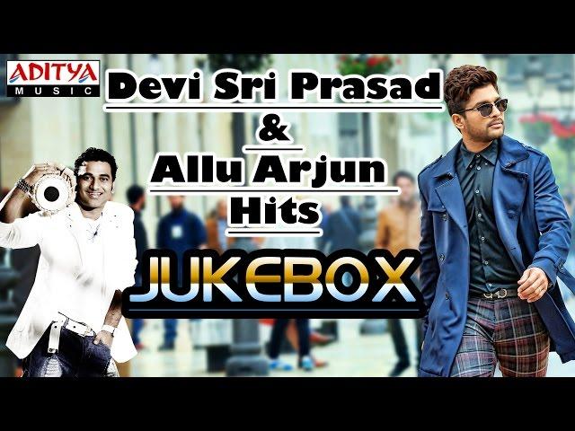 Allu Arjun Songs List - All Popular and Hit Telugu Songs