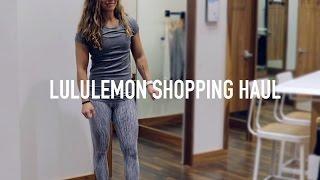 2017 Lululemon Spring Shopping Haul (Workout Pants, Albert tries to win $200,000, Mall VLOG!!!)