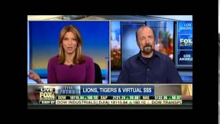 Fox Business News - Risk & Reward with Tony Christopher of Landmark Entertainment Group