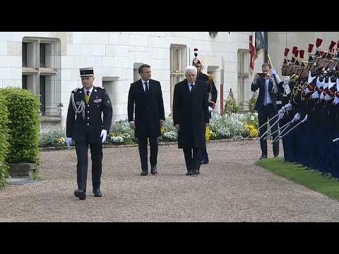 Ο Ντα Βίντσι ενώνει Παρίσι-Ρώμη