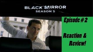 Black Mirror Season 5  - SMITHEREENS - EP#2 Reaction & Review by Asight4soreeyez