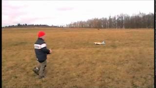 Silvestr 2011 A Epp Model Letadla První Let