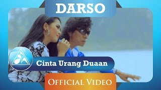 DARSO - Cinta Urang Duaan (Official Video Clip)