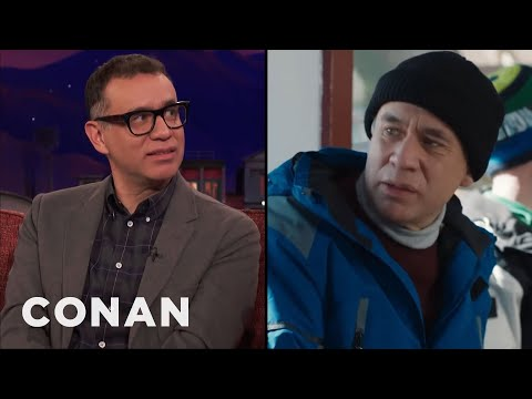 "Please Don't Watch This Clip From Fred Armisen's New Show ""Forever""  - CONAN on TBS"