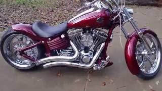 7. S&S 583C cam/2009 Harley Rocker C