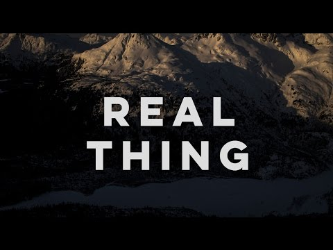 Real Thing Lyric Video