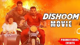 Dishoom Movie (2016) Promotional Events | John Abraham, Varun Dhawan, Jacqueline Fernandez
