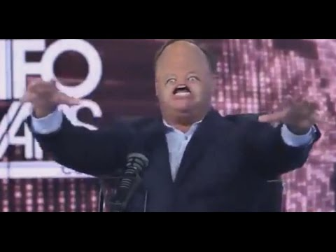 Someone Removed Alex Jones Nose