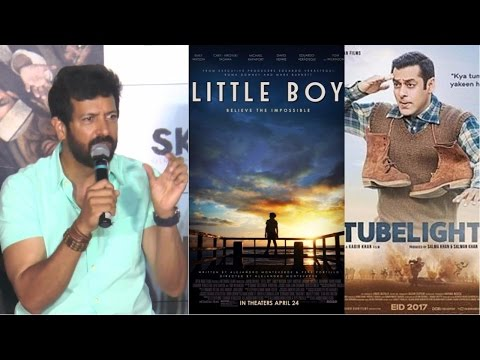 Tubelight Is The Official Adaptation Of Hollywood Movie Little Boy | Zhu Zhu is Heroine In The Film