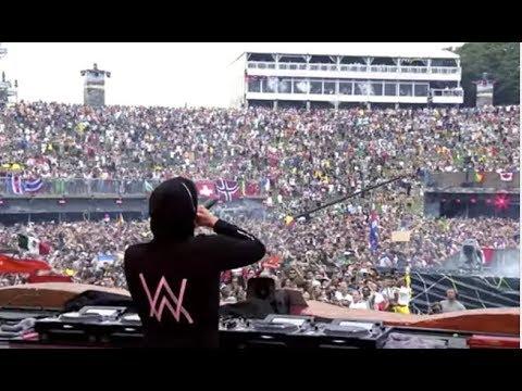 Alan Walker | Tomorrowland Belgium 2018