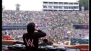 Video Alan Walker | Tomorrowland Belgium 2018 MP3, 3GP, MP4, WEBM, AVI, FLV Juni 2019