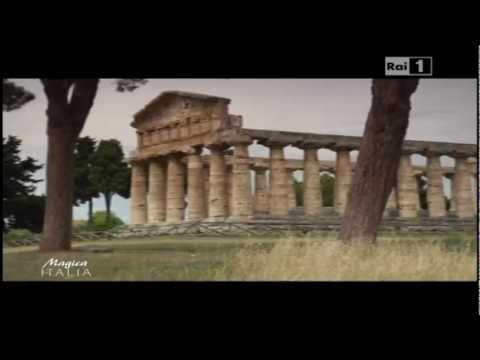 il fascino eloquente dei monumenti di paestum