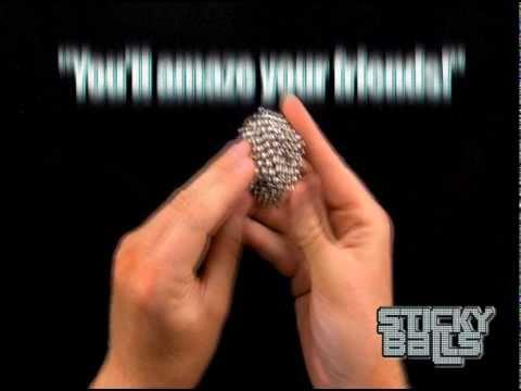 Sticky Balls Infomercial. Everyone likes to Sticky!