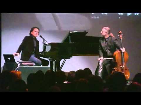 """Peter Buffett's """"Concert & Conversation"""" lecture"""