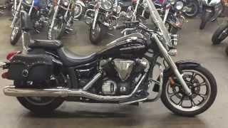 1. 2009 Yamaha V Star 950 Tourer
