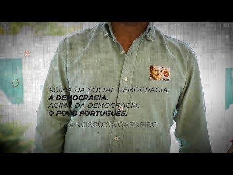 Um homem que colocou Portugal em primeiro lugar