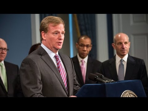 roger - Subscribe to The Onion on YouTube: http://bit.ly/xzrBUA The NFL announces a new zero-tolerance policy on videotaped domestic violence, a puzzled nation can remember the name Ferguson, but...