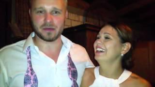 Tamada Bewertung von Tamada Anna, Sängerin Ines und  DJ Jeff von Daria und Markus