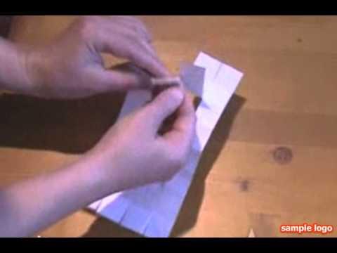 Приколы из бумаги видео