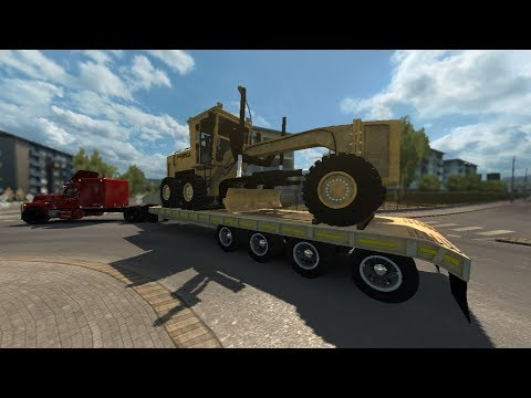 Heavy Trailer K4 Pack by hempam